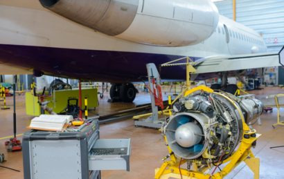 HVOF Coatings Help To Keep Aircraft Parts Functioning For Longer