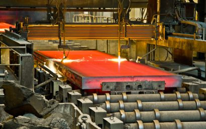 Industry Spotlight: Metal Production And Processing