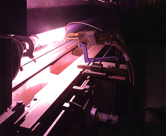nickel iron aluminum coatings