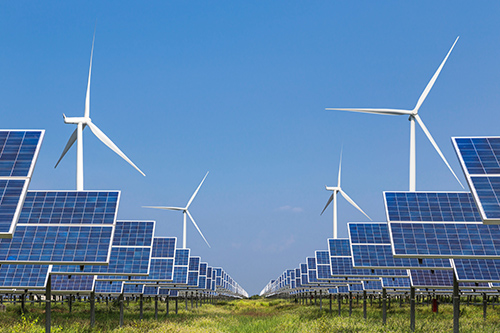 Renewable Energy Applications for Protective Coatings