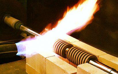 Thermal Spray Process Showcase: Spray And Fuse Hardfacing