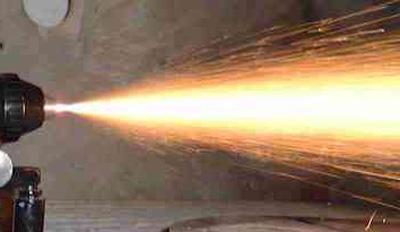 Thermal Spray Process Showcase | Flame Spray