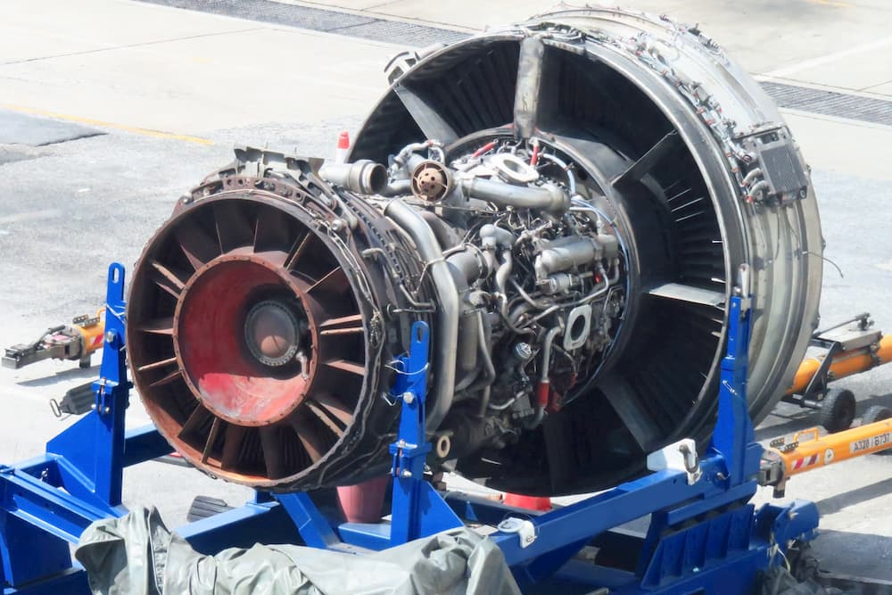 Aerospace Engine Manufacturing Goes Together with Thermal Spray Technology