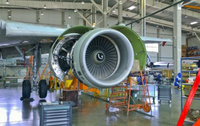 Aerospace Uses Hard Chrome Coating Replacement For Improved Component Life