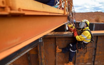 Are You Using The Correct Protective Mining Equipment Coatings?