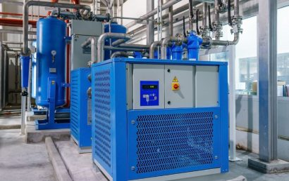 Effective Ways To Combat Corrosion At Compressor Stations