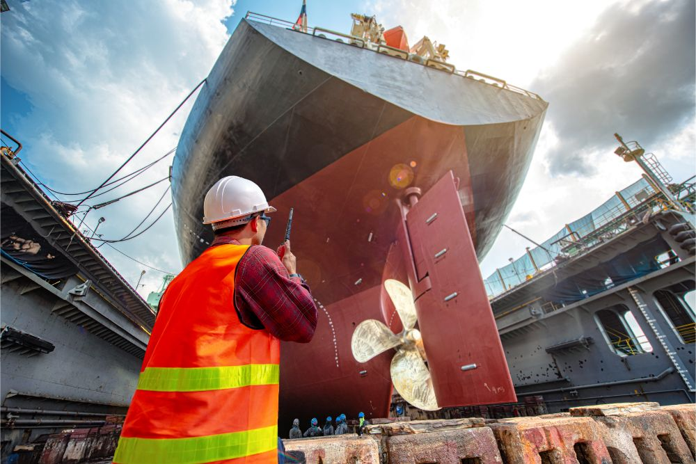 How Are Marine Thermal Spray Coatings Corrosion-Resistant?