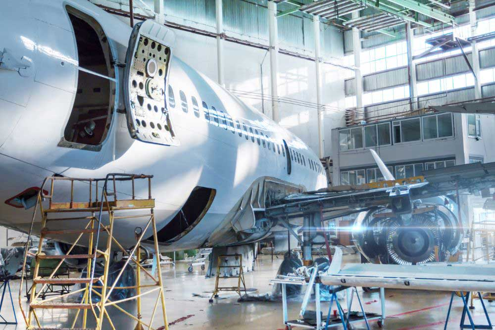 How Can Tungsten Carbide Coatings Strengthen Aircraft Parts?