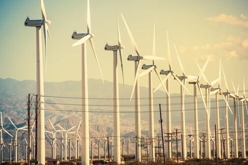 How Do Thermal Spray Coatings Protect Wind Turbines?