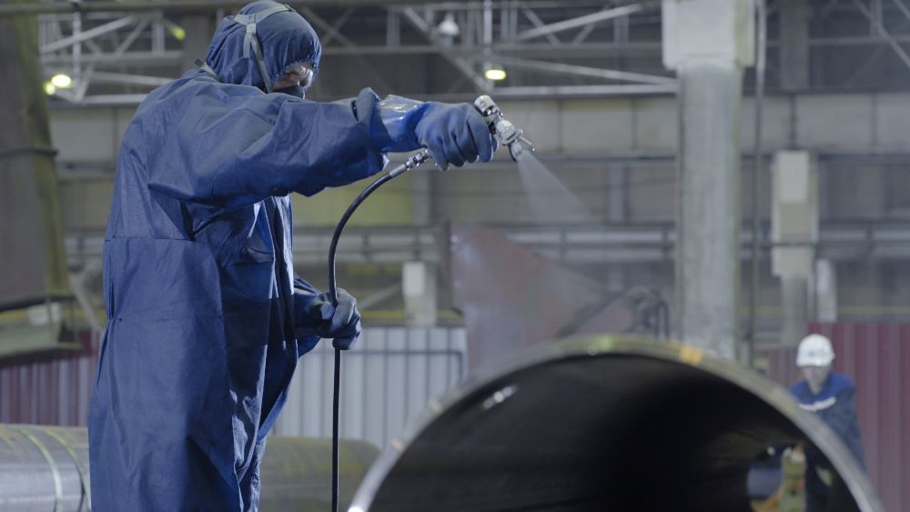 How Does A&A Coatings Handle Industrial Gases In Thermal Spray Processes?
