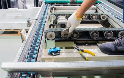 How To Prevent The Early Degradation Of Rotating Machinery