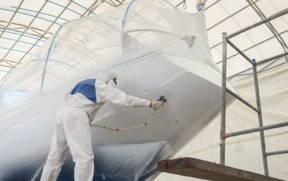 Improve Your Bottom Line With The Right Marine Coatings