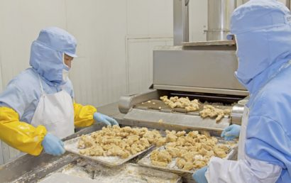 Maximizing Efficiency And Minimizing Downtime In Food Processing With Thermal Spray Coatings