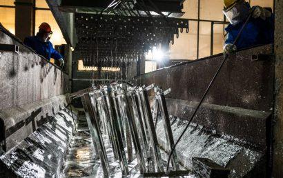 Metallizing Versus Hot-Dip Galvanizing