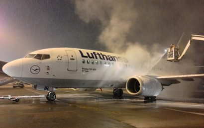 New Method Might Lead To Fresh De-Icing Practices And More