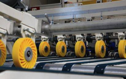 Printing Machinery: How To Care For The Rollers