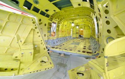 Protective Coatings Can Help Improve Aircraft Parts Longevity