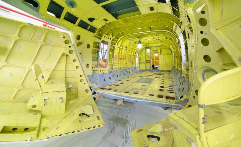 Protective Coatings for Aircraft Parts