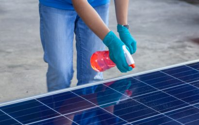 Solar Thermal Mirror Coatings Can Provide Corrosion Protection
