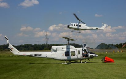 Thermal Spray Powders For Aviation & Rotorcraft Businesses