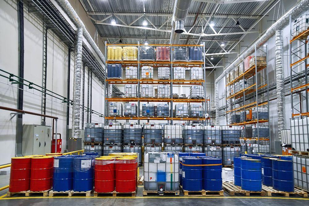 Understanding Chemical Storage Best Practices