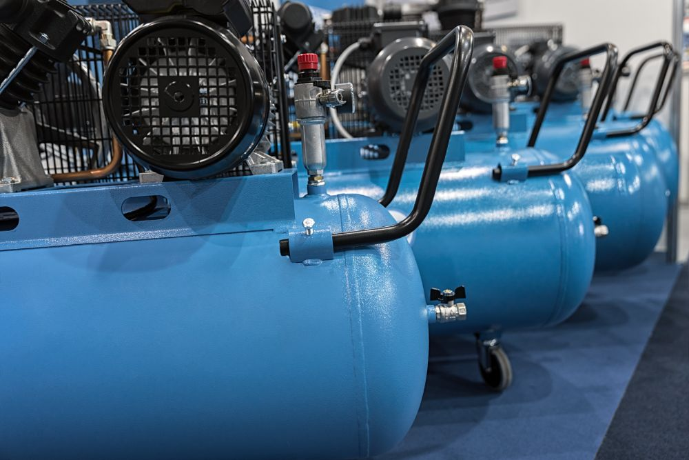 Why Should You Consider Using Metallized Compressor Cylinders?