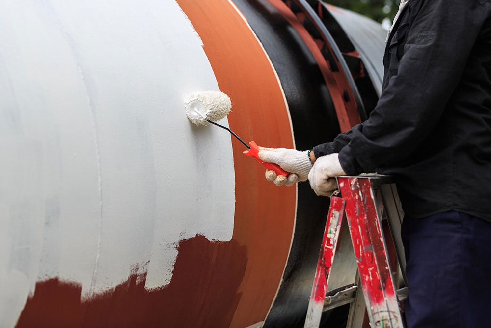 Corrosion Protection Coatings Are Beneficial For Thermally Insulated Stainless Steel