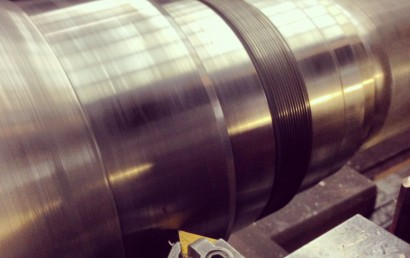 Thermal Spray Process Showcase: Machining Finishing Services
