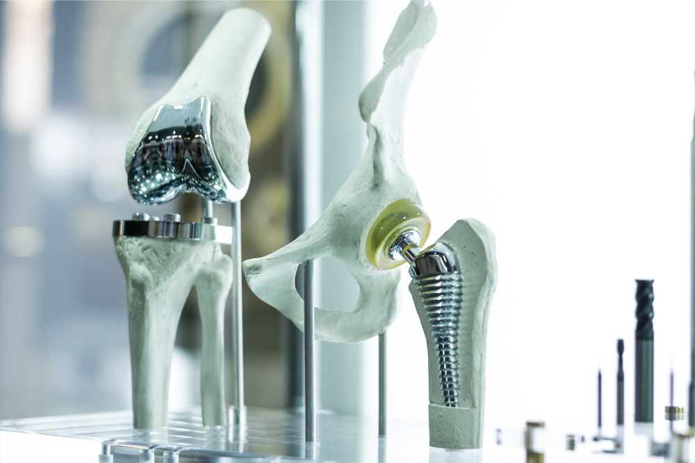 Titanium Can Help Improve Human Health